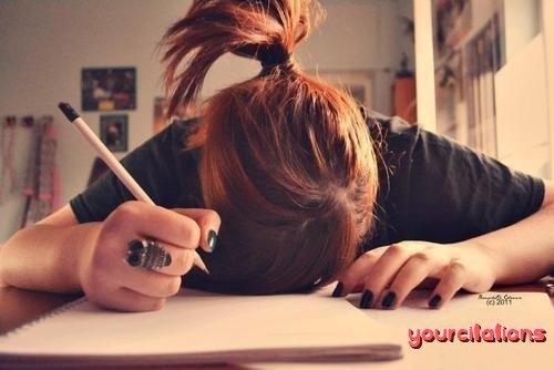 Please school, let me alone !