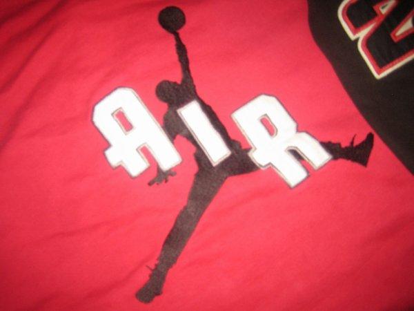 Ma Jacket {Nike Air Jordan 23} :)