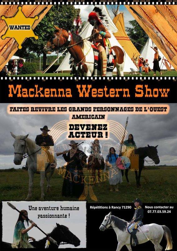 MACKENNA WESTERN SHOW