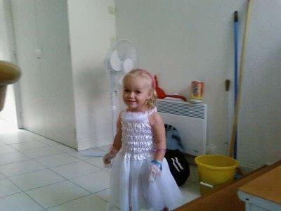 gabrielle en princesse