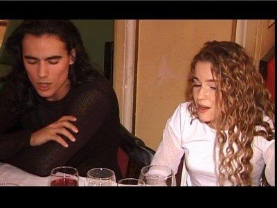 Cécilia & Damien qui chantent