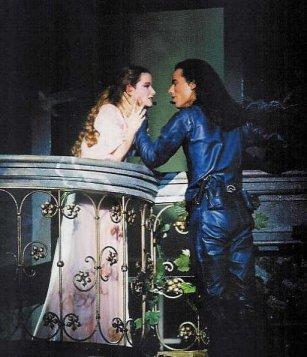 Cécilia & Damien : Roméo & Juliette 2001