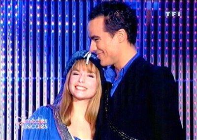 Cécilia & Damien en 2010