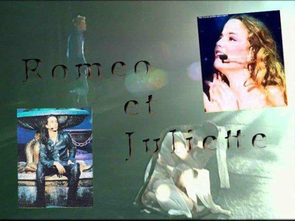 Cécilia Cara & Damien Sargue : Roméo & Juliette 2001