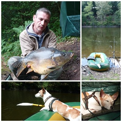 pêche vacance âout 2011