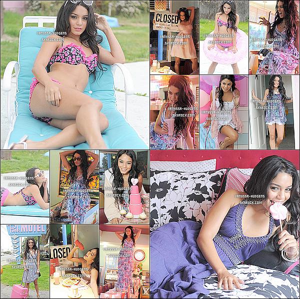 . Après Fergie et Britney Spears, Vanessa devient la nouvelle égérie de Candie's pour 2011. Découvrez donc le  premier photoshoot ci-dessous. Comment trouvez-vous Nessa sur ces photos ?  .