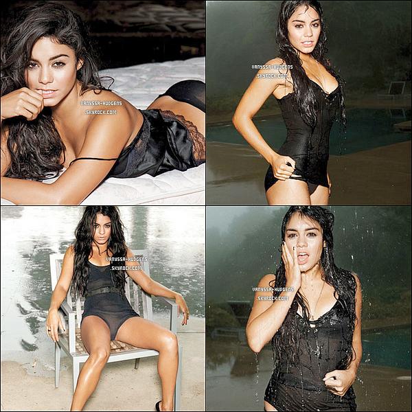 . Voici une toute nouvelle Nessa qui se montre dans un shoot sexy & glamour pour le magazine « Details ».  Découvrez ensuite des scans pour le magazine « Instyle » du mois de mars. Moche, Jolie ou Magnifique ?   .