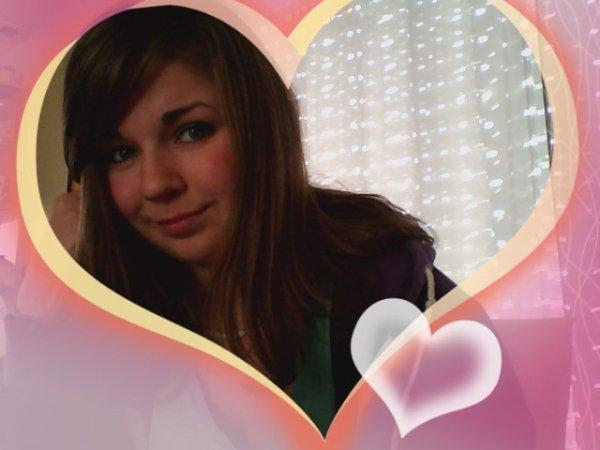 Aime moi et je t'ouvrirais mon coeur..