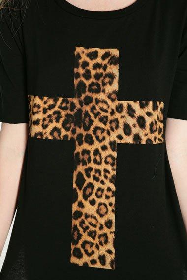 Tee shirt croix