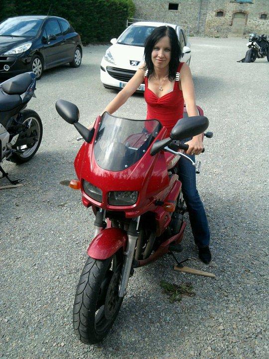 ma deuxieme passion la moto