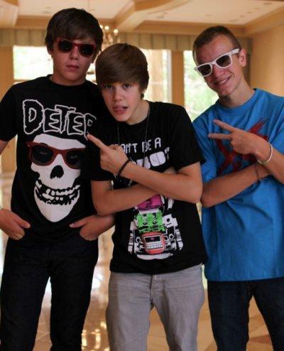 Chaz Justin et Ryan