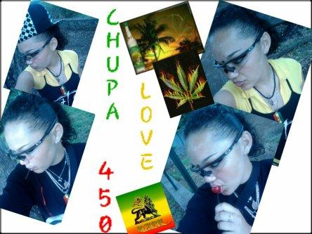 Chupa Love 450