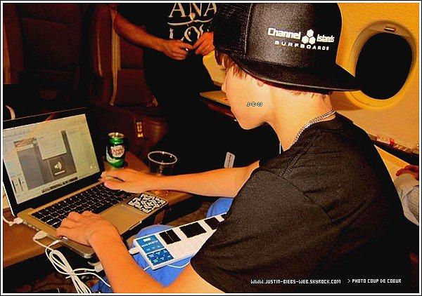 Nouvelles photos de Justin.