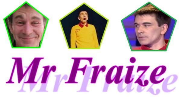 Mr. Fraize