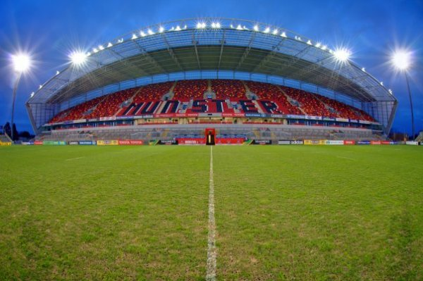 Nollag i Thomond Park Stadium • 2 :) Un Noël à Thomond Park Stadium! suite • 2 :)