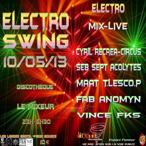 ////-- ELECTRO SWING-- \\\\
