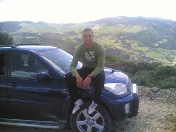 mon dernier voyage a TUNISI  avec ma RAV4