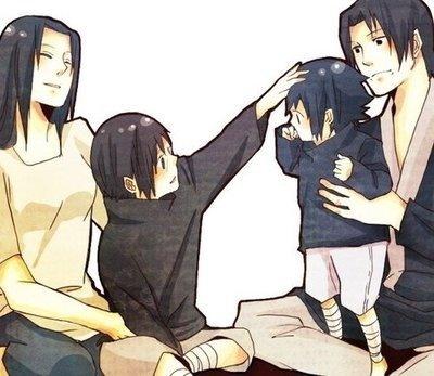 La famille de mon frère