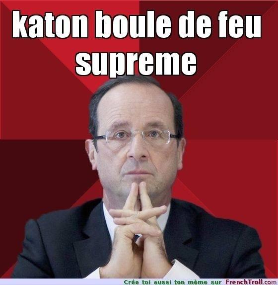 KATON BOULE DE FEU SUPRÊME XD