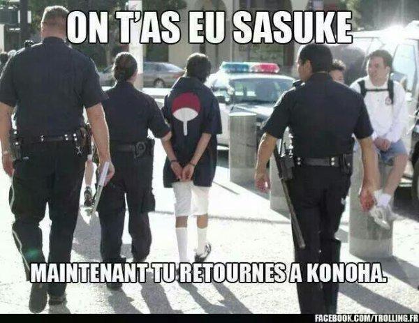 Mdrrr tes sérieux sasuke