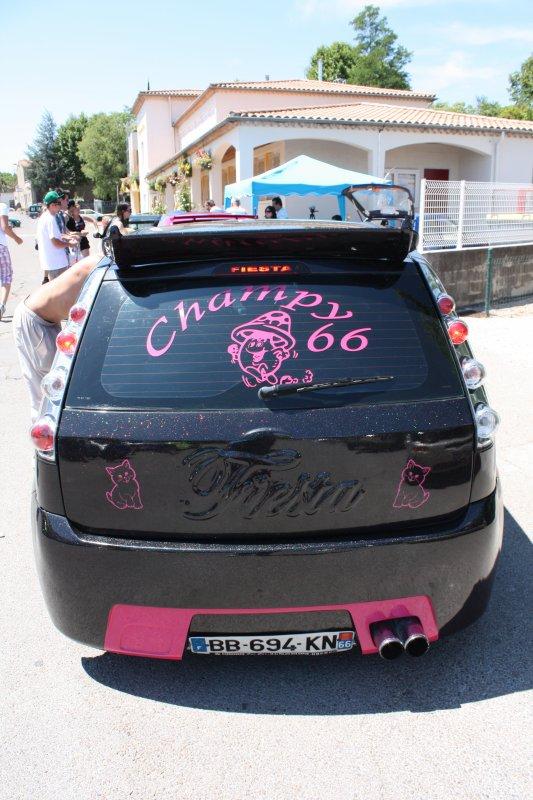3eme Class tuning show à St-Christol-les-Alés *29/07/2012*