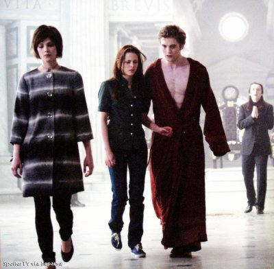 bella edward alice et aro