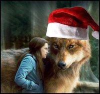 bella et jacob an loups