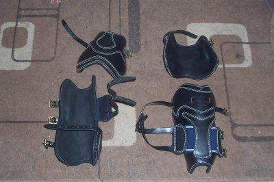 gu tres prot ges boulets en cuir blog de bric a brac 51. Black Bedroom Furniture Sets. Home Design Ideas