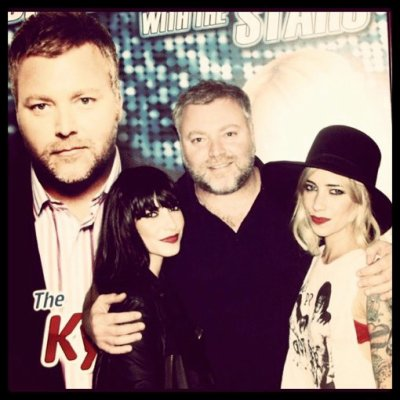 THE VERONICAS ON THE KYLE & JACKIE O SHOW