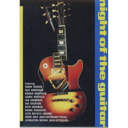 Night of the Guitar - 1991