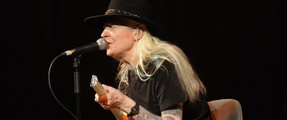 Johnny Winter, blues de fin