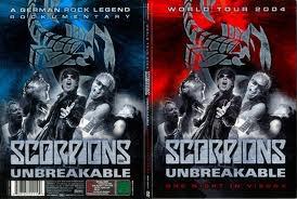 Scorpions - Unbreakable (2005)