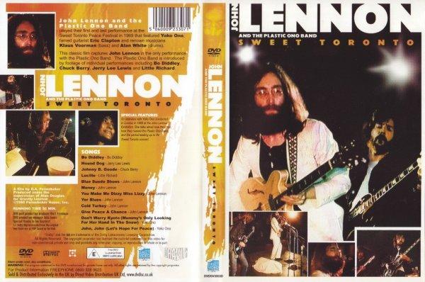 John Lennon And The Plastic Ono Band Sweet Toronto  (1969)