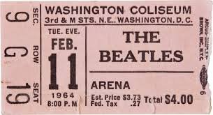 The Beatles - Live at Washington Coliseum, 1964