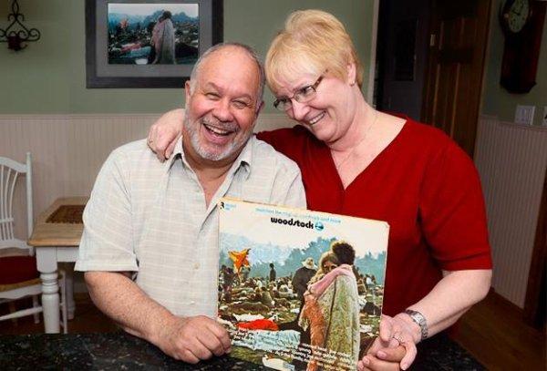 Les amants de Woodstock en remettent une couche
