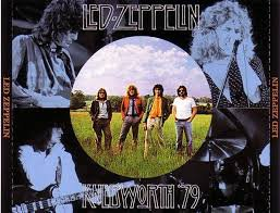 Led Zeppelin - KNEBWORTH 79'