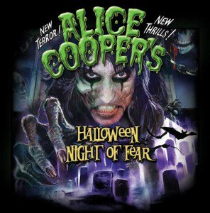 Alice Cooper - Alice Coopers Halloween Night Of Fear (2011)