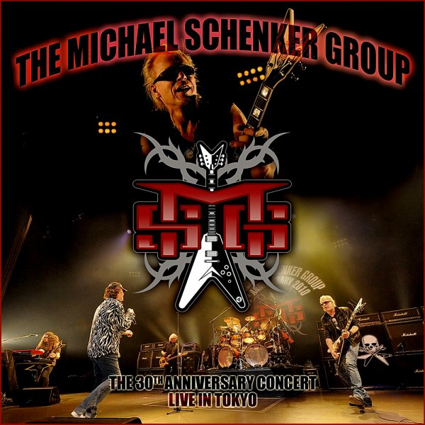 MICHAEL SCHENKER GROUP - LIVE JAPAN