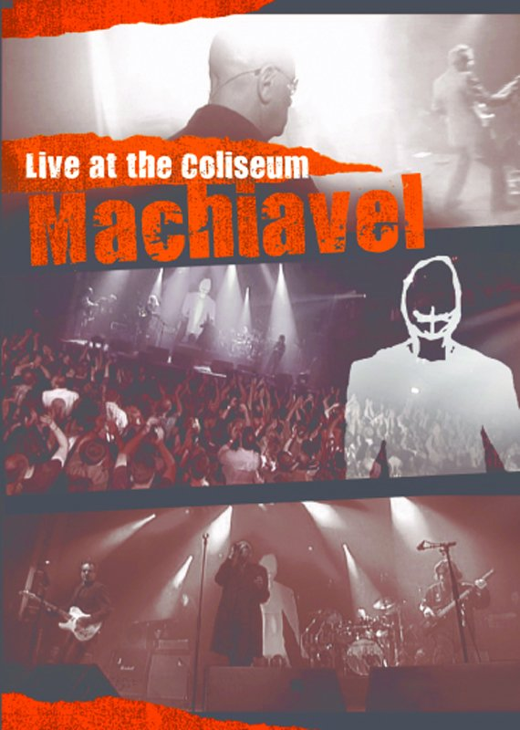 MACHIAVEL - LIVE AT COLISEUM (2007)
