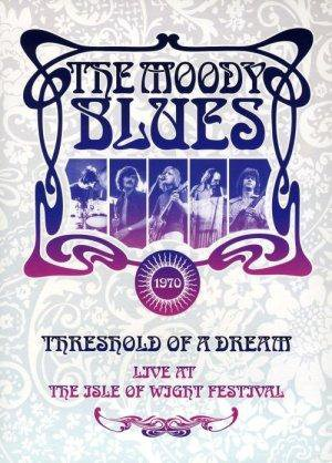 THE MOODY BLUES -- Live at the Isle Of Wight Festival -- 1970