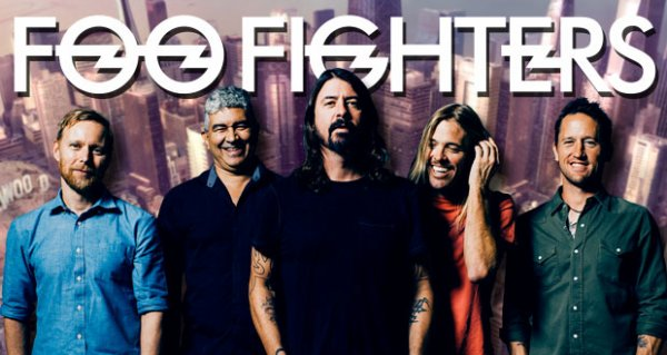 Foo Fighters - Live Frome, UK  (2017)