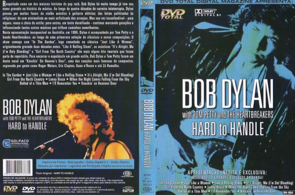 Bob Dylan with Tom Petty and Heartbreakers - Hard To Handle 1986
