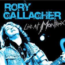 Rory Gallagher - Live Montreux (1975)