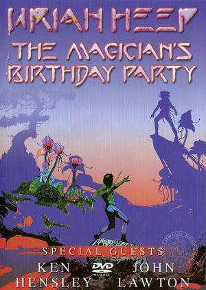 Uriah Heep - Magician's Birthday Party (2002)