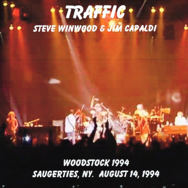 Traffic - Woodstock 94