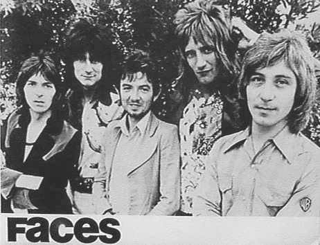 The Faces Live - (1972)