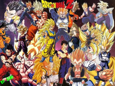 Fond D écran Super Saiyan De Luis Fond D écran Dragon Ball Z
