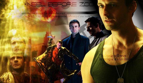 ZOD dans Smallville