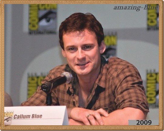 Callum Blue as Zod ;les vidéos interview