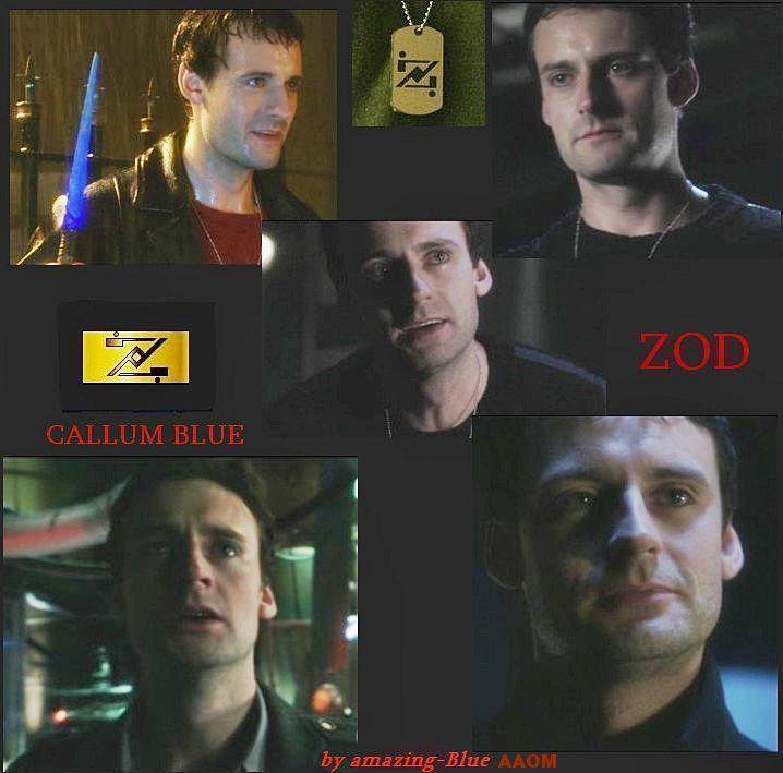 Callum Blue / ZOD dans Smallville (suite )